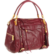 Rebecca Minkoff Cupid Shoulder Bag Raspberry - Bag - $495.00