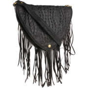 Rebecca Minkoff Rhapsody Shoulder Bag Black - Bag - $425.00