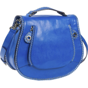 Rebecca Minkoff Vanity Crossbody - Lizard Royal - Bag - $395.00