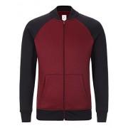 Regna X Men's Color Block Zip Up Jacket (12 Colors, S-3XL Sizes) - Outerwear - $32.99