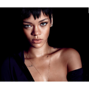 Rihanna in Black - My look -
