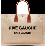 Rive Gauche Bag - Hand bag -