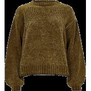 River Island Jumper - Long sleeves shirts -