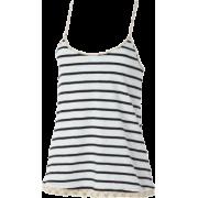 Roxy Destination Tank Top - Women's True Black Stripe - Top - $31.60