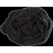 Roxy Juniors Wrap It Up Scarf Black - Шарфы - $29.50  ~ 25.34€