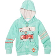 Roxy Kids Girls 2-6X Roxy Teenie Wahine - Friday Hoodie Sage - Long sleeves shirts - $35.99