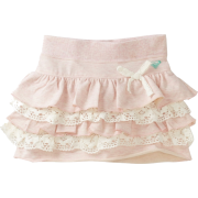 Roxy Kids Girls 2-6x Good To Go Mini Skirt Dusty Rose - Skirts - $35.11
