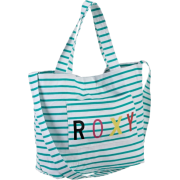 Roxy Kids Girls 7-16 In Stitches Tote Bag Morroccan Mint - Bag - $28.00
