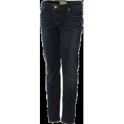 Roxy Skinny Slides Denim Pant - Girls' Greasy Indigo Rinse - Calças - $37.13  ~ 31.89€