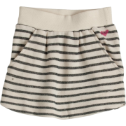 Roxy Super Stoked Scooter Skirt -Kids metro oatmeal heather stripeSize: - Skirts - $25.50