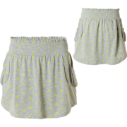 Roxy Wishful Thinking Skirt - Girls' Heritage Heather Print - Skirts - $12.80