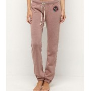 Roxy Women's Windfall Sweatpants Sweats Dark Pink - Pants - $29.98