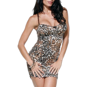 SEXY LEOPARD FITTED COCKTAIL PARTY EVENING CLUB MINI DRESS Leopard - Dresses - $39.99