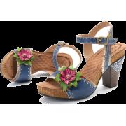 SOCOFY Bohemian sandals - Sandals - $60.00