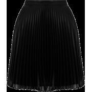 Saia Preta - Skirts -