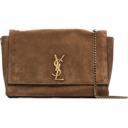 Saint Laurent brown Kate reversible leat - Kleine Taschen -