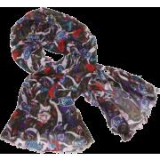 Sakroots Artist Circle Oblong Wrap Scarf - Шарфы - $24.00  ~ 20.61€