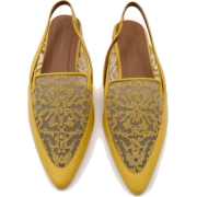 Saptodjojokartiko Kanga Slingback Flat - Classic shoes & Pumps - 340.00€  ~ $395.86