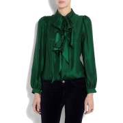 Satin blouse - People -