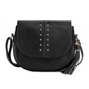 Scarleton Classic Tassel Crossbody Bag H1953 - Hand bag - $9.99