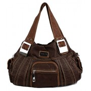 Scarleton Large Shoulder Bag H1066 - Hand bag - $16.99