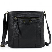 Scarleton Small Chic Top Zip Crossbody Bag H1890 - Hand bag - $6.99