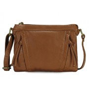 Scarleton Trendy Duo Side Pocket Crossbody Bag H1976 - Hand bag - $6.99