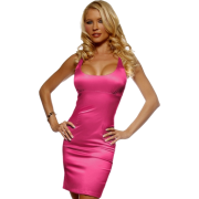 Sexy Fitted Empire Satin Prom Cocktail Party Club Mini Dress - sukienki - $38.99  ~ 33.49€