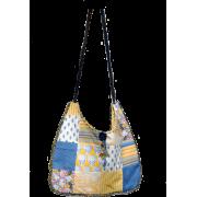 Shoulder Boho Bag - Messenger bags - $35.00