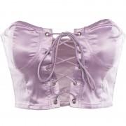 Shredded hole straps one shoulder chest - Košulje - kratke - $17.99  ~ 114,28kn