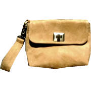Silva Sai beige clutch bag - Clutch bags -