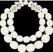Simone Rocha double faux-pearl bracelet - Bransoletka -