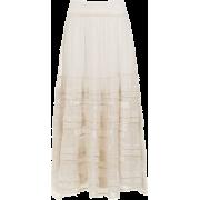 Skirt - LES LIS BLANC - Skirts -
