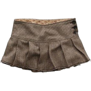 Skirts Brown - Skirts -
