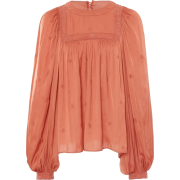 Skye Chiffon Blouse - Shirts -