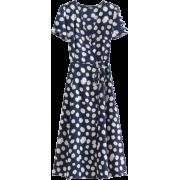 Small Daisy Floral Print Dress - Dresses - $27.99