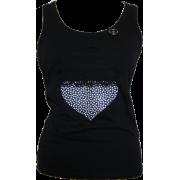 """Mistery heart"" - T-shirts - 150,00kn  ~ $23.61"