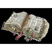 Spell Book Drawing - Illustrations -