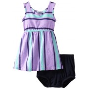 Splendid Littles Baby Girls' Santorini Stripe Dress and Bloomer - Dresses - $50.00