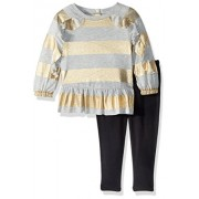 Splendid Littles Womens Foil Printed Heather Set (Infant) - Shirts - $13.10