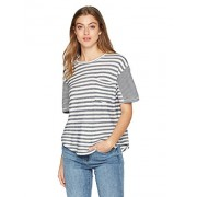 Splendid Women's Beach Stripe Tee - Shirts - $36.00
