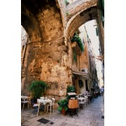 Split, Croatia - Background -