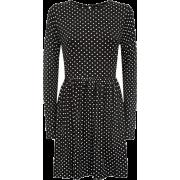 Spot Dress - Dresses -