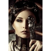 Steampunk model - Catwalk -