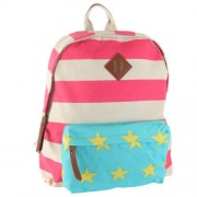 Steve Madden Bskoolll Backpack,Pink Flag,One Size - Hand bag - $19.99