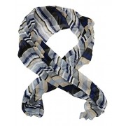 Steve Madden San Colour Stripes Lightweight Fashion Scarf - Accessories - $20.00