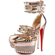 Shoes Gold - Zapatos -