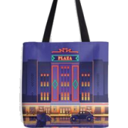 Stockport cinema tote  StephenMillership - Travel bags -