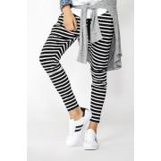 Striped Trouser look - My look -