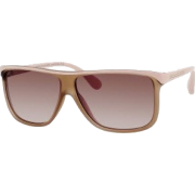 Sunglasses Marc By Marc Jacobs MMJ 300/S 0LF9 Beige Brown - Темные очки - $117.27  ~ 100.72€